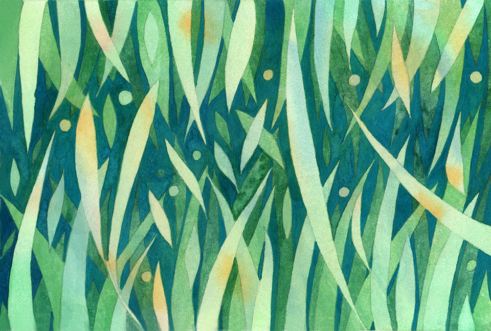 watercolor-grass-pattern-step-five