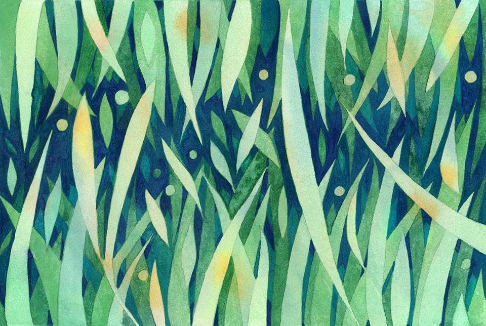 watercolor-grass-pattern-step-six